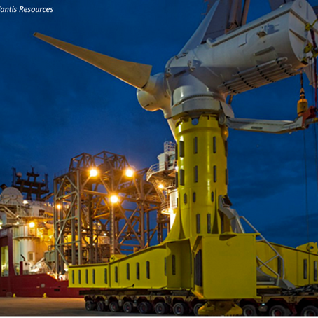 Congratulations Andritz Hydro Hammerfest - First Power Generation for MeyGen