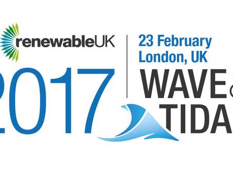 RenewableUK Wave and Tidal 2017