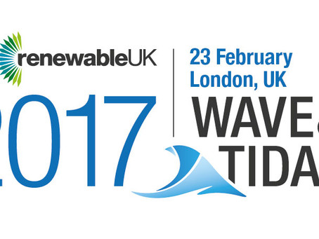 RenewableUK Wave and Tidal 2017