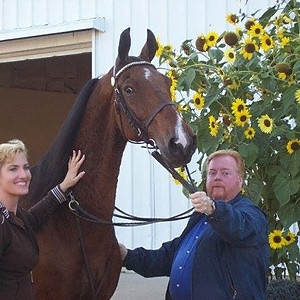 2013 Star Flyte Stonewall Lesson Horse of the Year Award