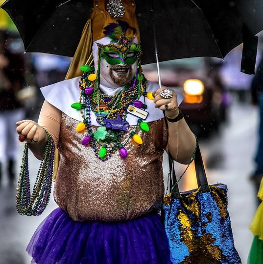 Asheville Mardi Gras