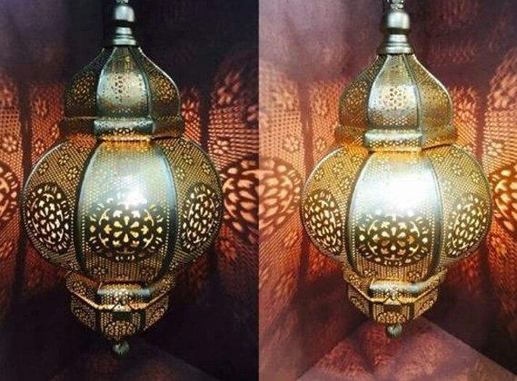 Handmade Moroccan Lights Vintage Looks Ceiling Light Fixture Home Decor