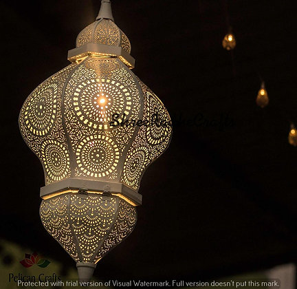 Oriental Moroccan Hanging Lamps Turkish Design Home Decorative Modern Lantern