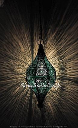 Moroccan Lamps Unique Looks Golden Home Decorative Pendant Light Turkish Lamp