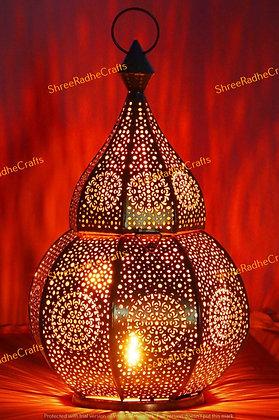 Moroccan Lantern Table Lamp Candle Lamp