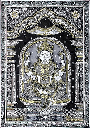 Devi Lakshmi, The Very Picture Of Opulence