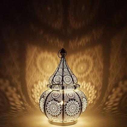 Moroccan Lantern Vintage Decor Table Lamp Garden Lamp Candle Lantern