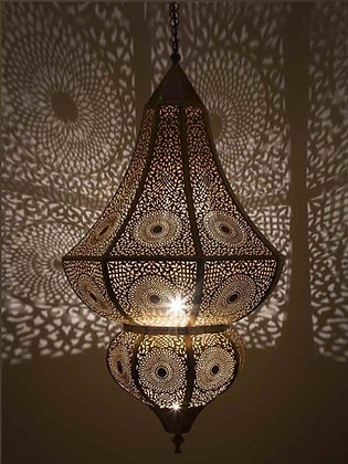 Hanging Lantern Moroccan Lantern Design Vintage Lamp Flower Design Arabian Lamp