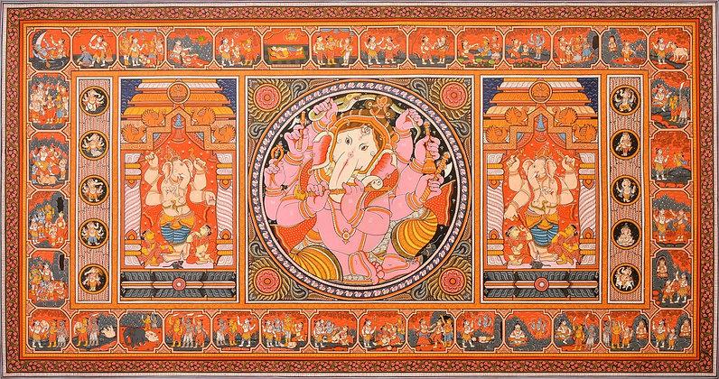 Life of Lord Ganesha