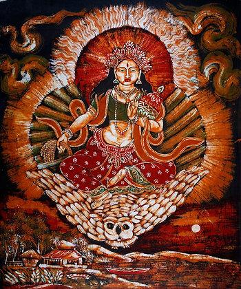 Lakshmi - Goddess of Prosperity with The Wealth Pot