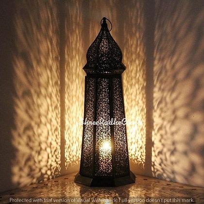 Moroccan Lantern Design   Vintage Decor lamp, Spectacular Play of Light