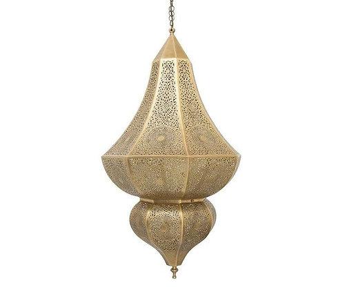 Antique Look Modern Turkish Vintage Moroccan Golden Ceiling Lights Home Lantern