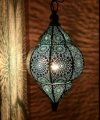 Moroccan Lantern Design Vintage Lamp Pendant Light Garden Lantern outdoor Lamp
