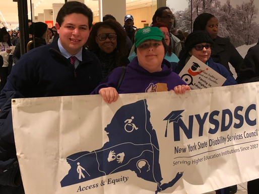 New York State Disability Services Council (NYSDSC) Conference
