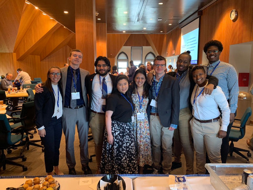 Student Government Presidents Come Together for SUNY Voices Summit
