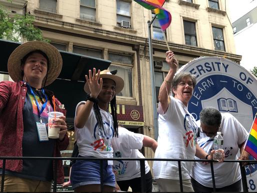 Celebrating Pride in NYC