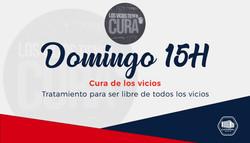 DOMINGO CURA DE LOS VICIOS