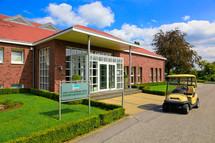Club-Haus-Eingang