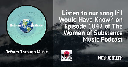 WomenofSubstanceMusicPodcast.ReformThrou