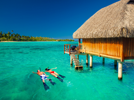 An Affordable Overwater Bungalow Experience
