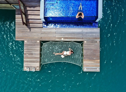 Four Spectacular Overwater Bungalows: the Ultimate Honeymoon Experience