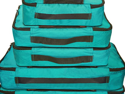 Keep Organized! Packing Cubes for Travel