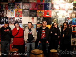 Solstyce at Lynk studio