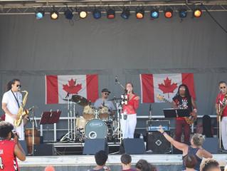 Solstyce at Toronto Rib fest 2019