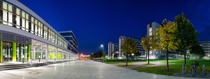 Campus Uni Bielefeld