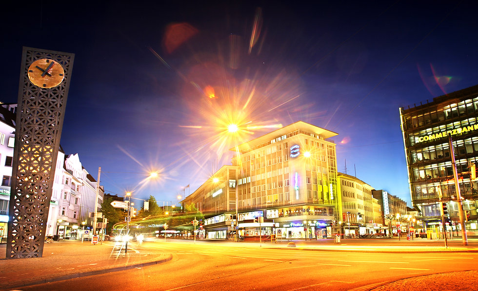 Brenner Hotel Bielefeld Bielefeld Market
