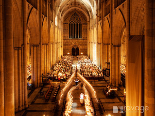 Christmas at York Minster