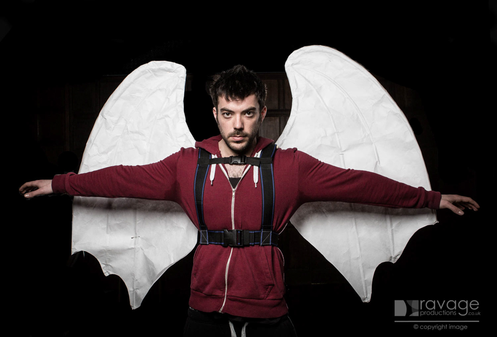 Lucifer gets his wings