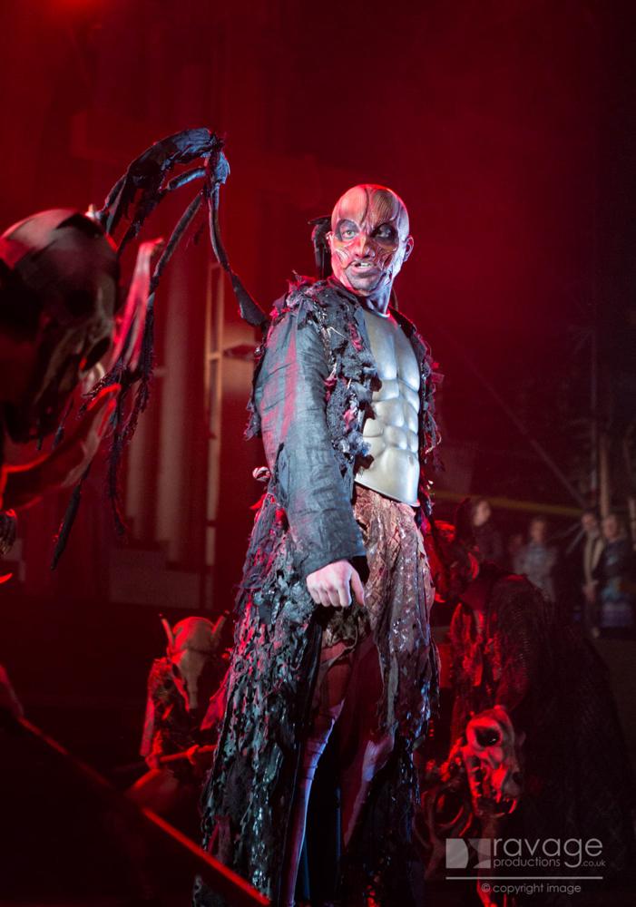 Toby Gordon as Lucifer