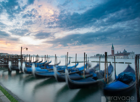 Venice at last
