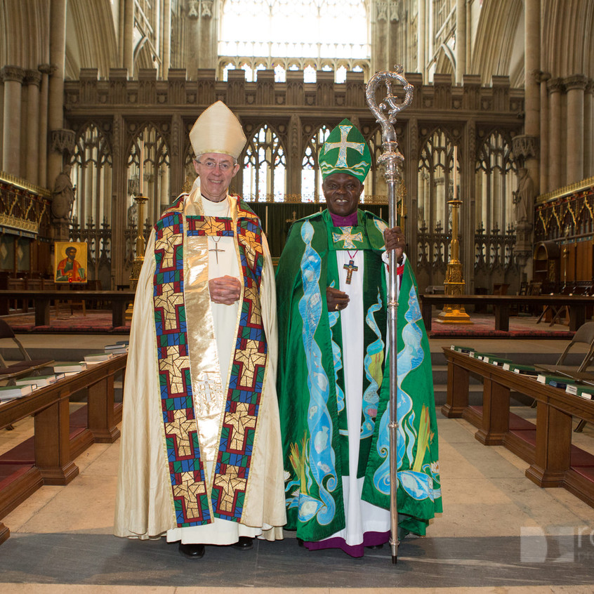 Archbishops of Canterbury and York