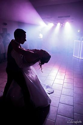 danse mariage couple