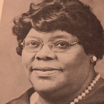 Mrs. Rosa Morgan Jarvis