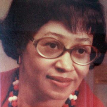 Rev. Dr. Muriel L. Johnson Providence