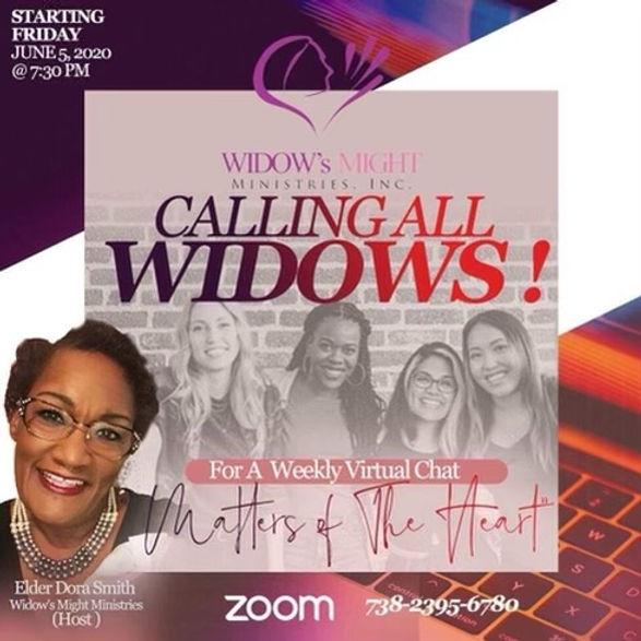 Widows Virtual Chat