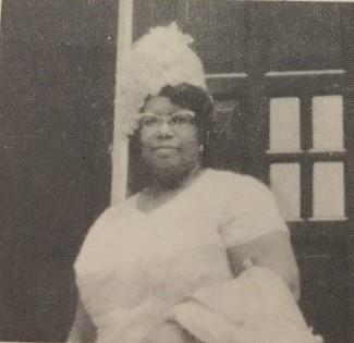 Rev. Regina Morrison