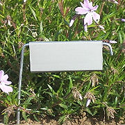weather proof plant labels for the garden