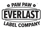 Paw Paw Everlast Label Company Plant Markers