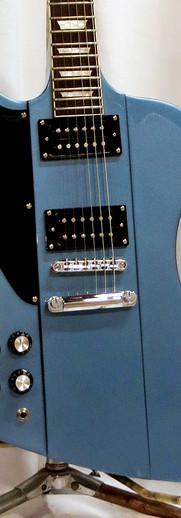 Gaskell Firestarter - left handed Firebird style guitar