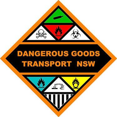 Dangerous Goods Transport Sydney