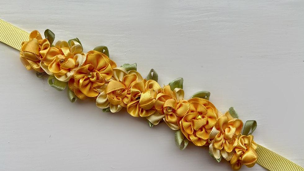 Golden Bun garland