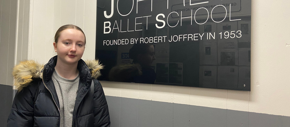 Joffrey Ballet School, New York