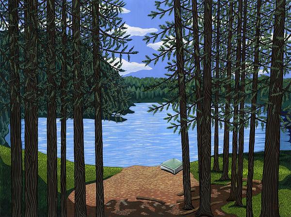 Wilson Lake through the Pines.jpg