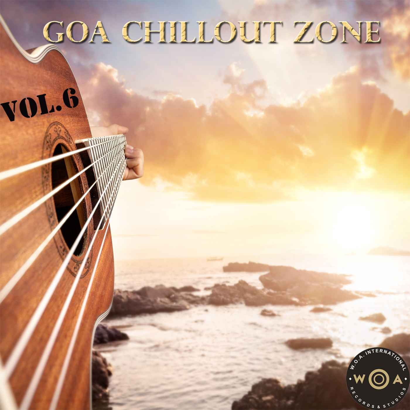 Goa Chillout Zone Vol.6