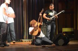 Oliver Sean WOA Records India Tour 2011