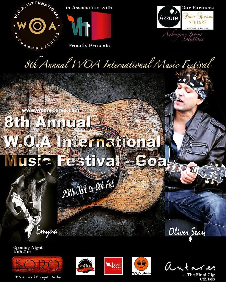 8th Annual WOA Music Festival